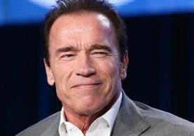 El actor austriaco-estadounidense Arnold Schwarzenegger tiene 69 años. (Foto Prensa Libre: Lacroix).