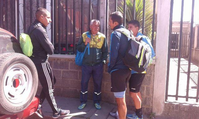 El chileno Sergio Pardo fue separado de la dirección técnica de Marquense. (Foto Prensa Libre: Aroldo Marroquín).