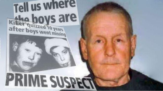 El principal sospechoso del caso era Brian Field, un hombre con antecedentes de pedofilia. PA/SURREY POLICE