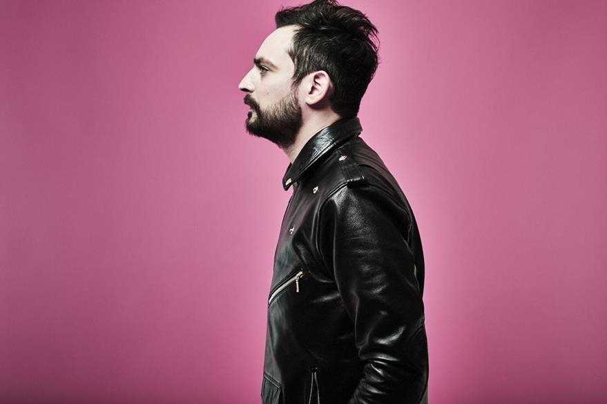 El cantautor mexicano se presentará este miércoles en Trovajazz. (Foto Prensa Libre: Cortesía Mauro Muñoz)
