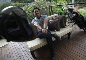 Golfista guatemalteco que compite en el PGA Tour Latinoamérica.