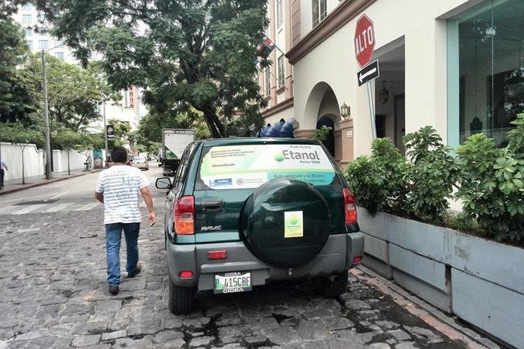 Guatemala también busca combustibles alternativos. (Foto, Prensa Libre: Rosa María Bolaños)