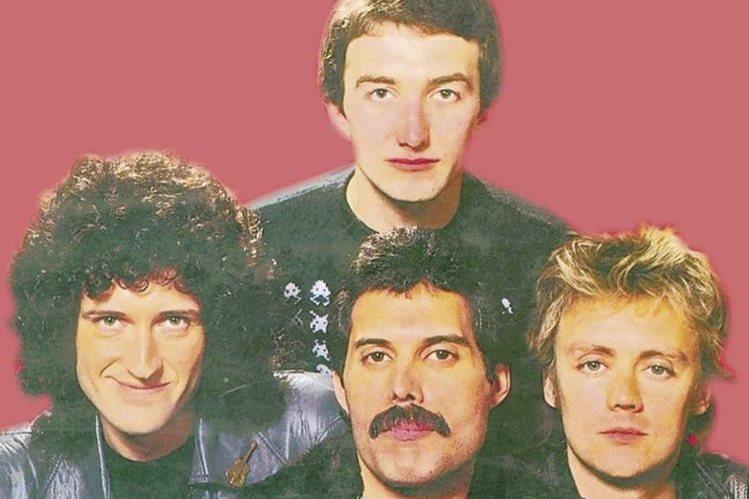 La banda Queen estaba formada originalmente por cuatro integrantes. (Foto: Hemeroteca PL)