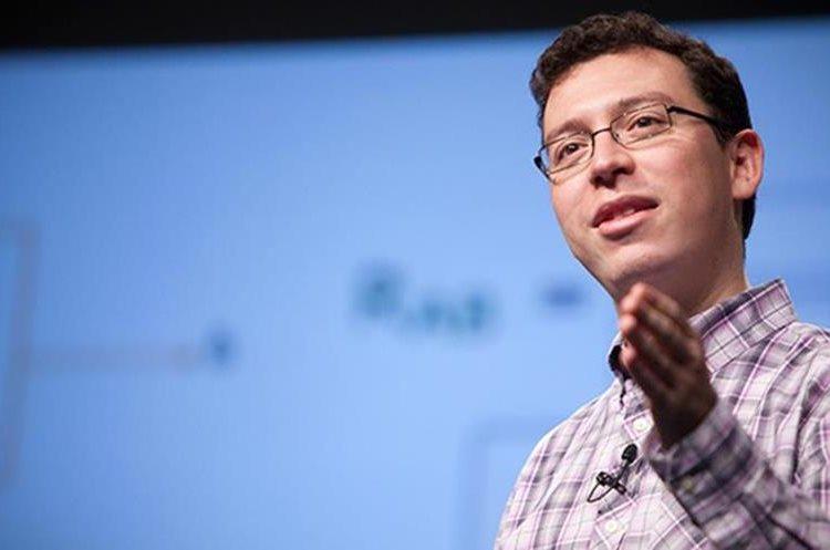 El guatemalteco Luis von Ahn es el creador de Duolingo. (Foto Prensa Libre: Hemeroteca PL)