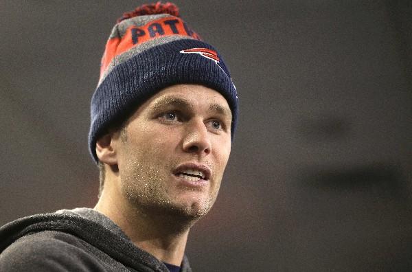 Tom Brady toma con humor el caso de Deflategate. (Foto Prensa Libre: AP)
