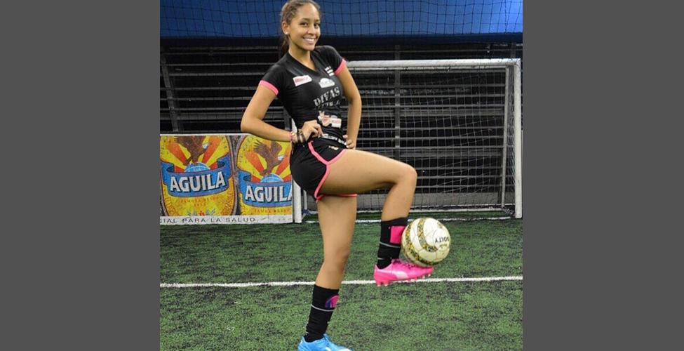 López también integraba un equipo de futbol. (Foto Prensa Libre: del sitio elheraldo.co)