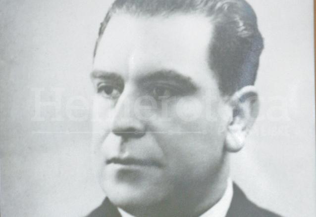 Profesor José María Bonilla Ruano, realizó modificaciones a la letra original del Himno, las cuales permanecen hasta hoy. (Foto: Hemeroteca PL)