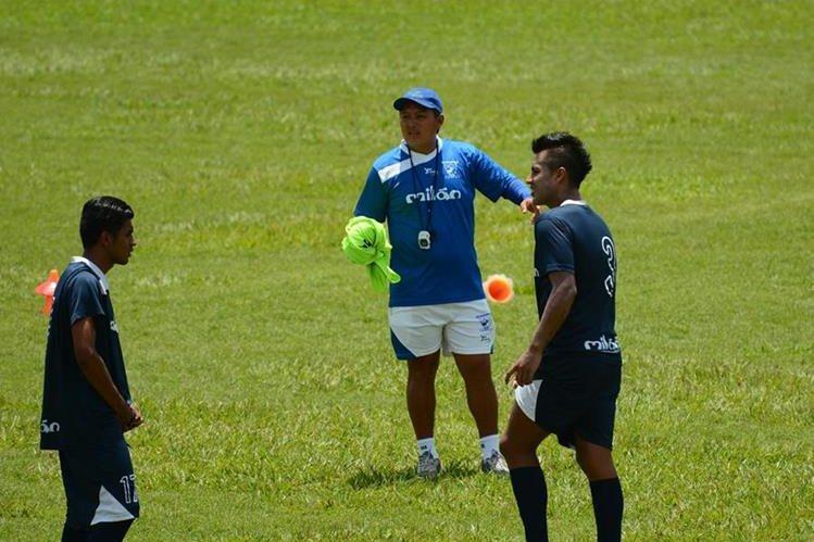 Edwin Vásquez se hará cargo del plantel venado para encarar tanto el torneo nacional como la Concachampions. (Foto Prensa Libre: Omar Méndez)