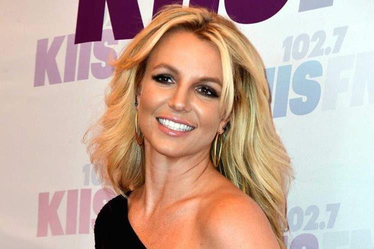 Britney Spears tiene más de 16.9 millones de seguidores. (Foto Prensa Libre: Hemeroteca PL)