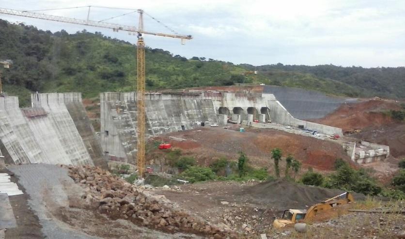 Hidráulica de San José colinda con la Comarca Ngäbe-Buglé, ubicada en la región occidental de Panamá. (Foto Prensa Libre: Internet)