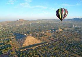 Parte del atractivo de México es su riqueza prehispánica. (Foto Prensa Libre: internet)