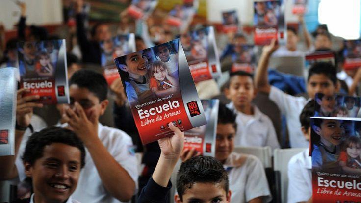 La diferencia fundamental parece ser la educación. AFP