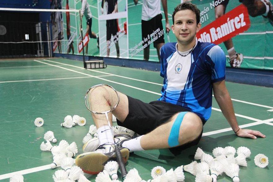 Kevin Cordón comenzó a practicar bádminton a los 11 años. (Foto: Hemeroteca PL)