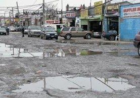 Esto es Willets Point, el barrio en Nueva York que dista mucho del desarrollo que presume EE. UU. (Foto Prensa Libre: Internet).