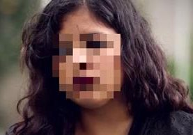 Karla Jacinto, la joven mexicana que fue víctima de esclavitud sexual. (Foto tomada del sitio: news.com.au).