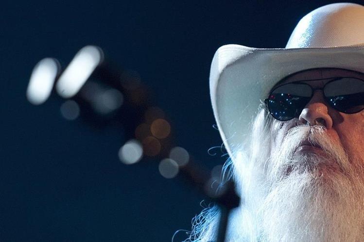 Russell durante un concierto de jazz en Suiza, en el 2011.
