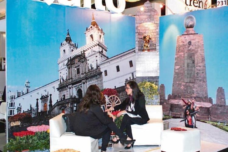 Se colocaron 280 pabellones durante la realización del Travel Mart Latin America.