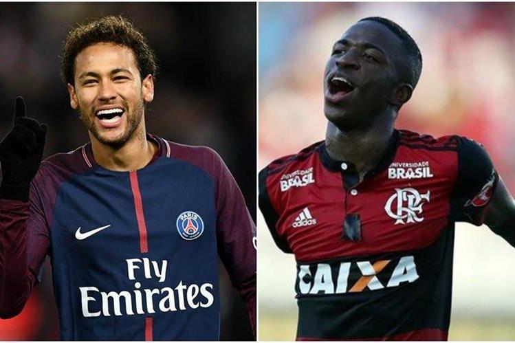 Si Dios quiere, Neymar y yo jugaremos juntos en el Real Madrid