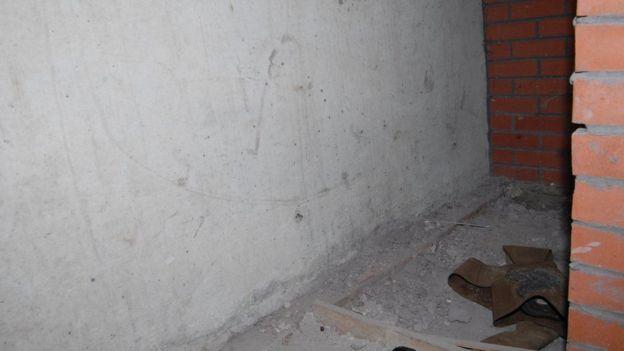 El cuerpo de la víctima fue descubierto en un armario. WEST MIDLANDS POLICE
