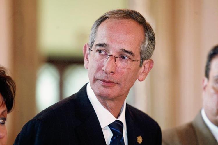 Álvaro Colom fue presidente del periodo 2008 a 2012. (Foto Prensa Libre: Hemeroteca PL)
