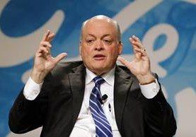 Jim Hackett, fue nombrado ayer como nuevo Consejero Delegado de la firma. (Foto Prensa Libre: AFP)