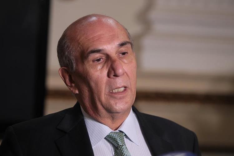 Diputado uneísta Mario Taracena. (Foto Prensa Libre: Hemeroteca PL)