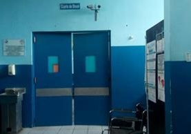 José Armando Morales falleció en el Hospital Regional de Zacapa. (Foto Prensa Libre: Mario Morales.)