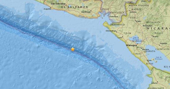 El Servicio Geológico de Estados Unidos establece que la intensidad del sismo fue de 7.2.