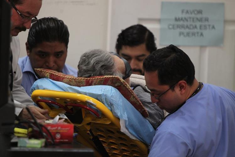 Sala Primera de la Corte de Apelaciones deniega amnistía al general retirado José Efraín Ríos Montt, señalado de los delitos de genocidio y deberes contra la humanidad. (Hemeroteca PL)