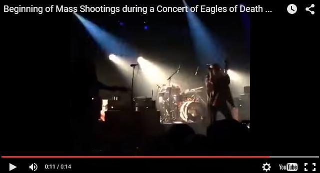 En las redes circulan varios videos que documentan la matanza de París. (Foto: captura de Youtube).