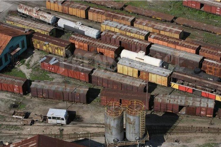 Auditores de la Contraloría General de Cuentas habrían encontrado plazas fantasma en Ferrovías, dice el comisionado Enrique Godoy. (Foto Prensa Libre: Hemeroteca PL)