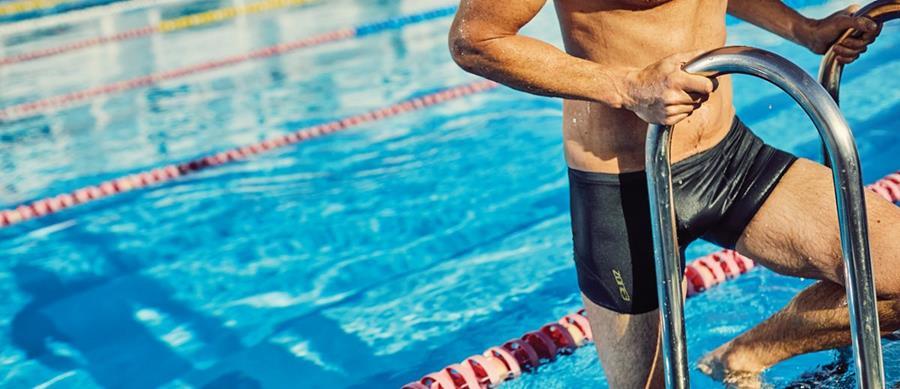 Los aquashorts son ese punto medio que dan preotección y a la vez destacan los atributos el cuerpo (Foto Prensa Libre: zone3).