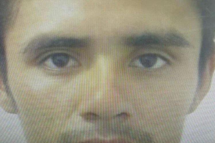 Reo que huyo cuando era trasladado a un juzgado de Santa Ana Huista. (Foto Prensa Libre: PNC).