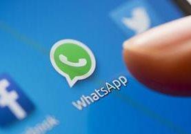 WhatsApp es el servicio de mensajería más usado en el mundo. (Foto: Hemeroteca PL).