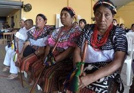 Conmemoran el Dia Internacional de los Publos Indígenas