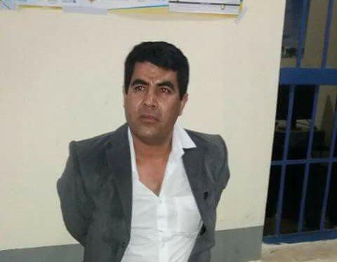 El alcalde de Rabinal, Baja Verapaz, Elbin Esteiman Herrera.(Foto Prensa Libre: Cortesía)