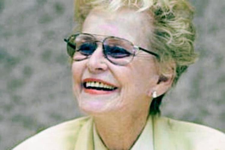 La actriz falleció a los 92 años. Su carrera cinematográfica comenzó en 1942. (Foto Prensa Libre, tomada de thehollywoodreporter.com)