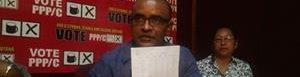 Bharrat Jagdeo.