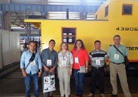 Representantes de siete empresas de la Gremial de Lácteos y Derivados participaron en Expolactea 2015 en México. (Foto Prensa Libre: Cortesía)