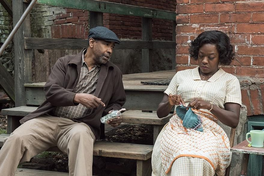 "Escena de ""Fences"""