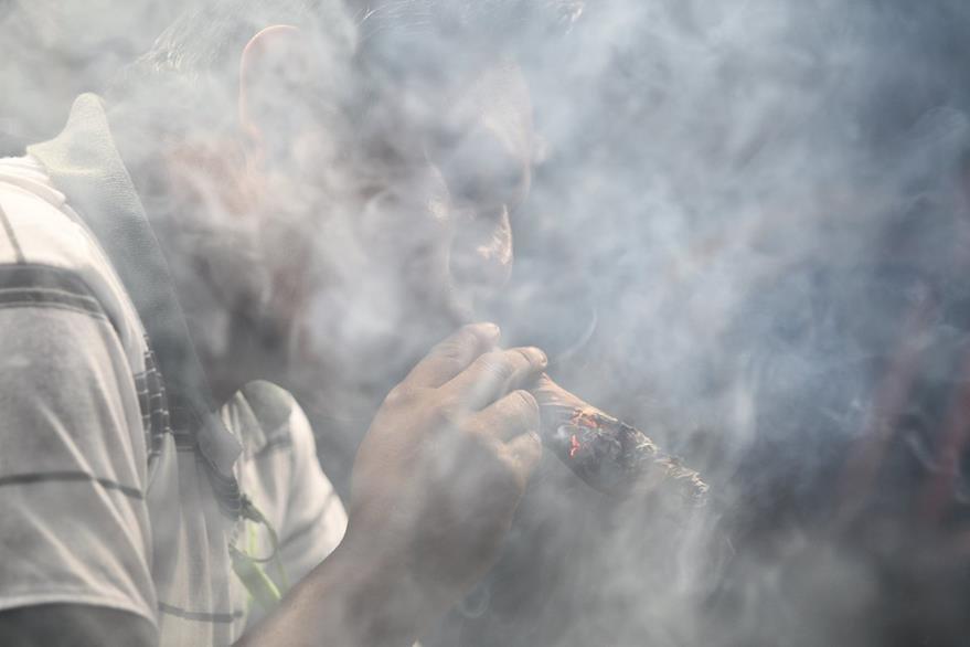 A Diego Duende se le hacen rituales con tabaco para solicitarle cuestiones de amor.