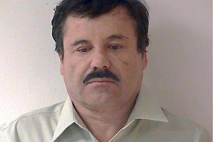 Joaquín el Chapo Guzmán guarda prisión en Ciudad Juárez. (AFP).