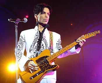 Guitarra de Prince ya tiene precio. (Foto Prensa Libre: Hemeroteca PL)
