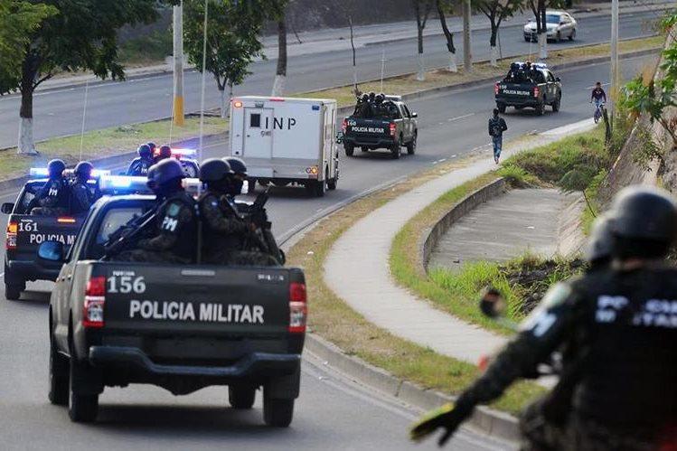 Honduras vive una escalada de violencia sin precedentes. (Foto Hemeroteca PL)