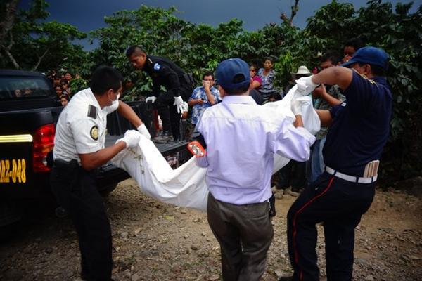 """<p>Según las autoridades, Victoria López fue asesinada hace siete días. (Foto Prensa Libre: Omar Méndez).<br _mce_bogus=""""1""""></p>"""