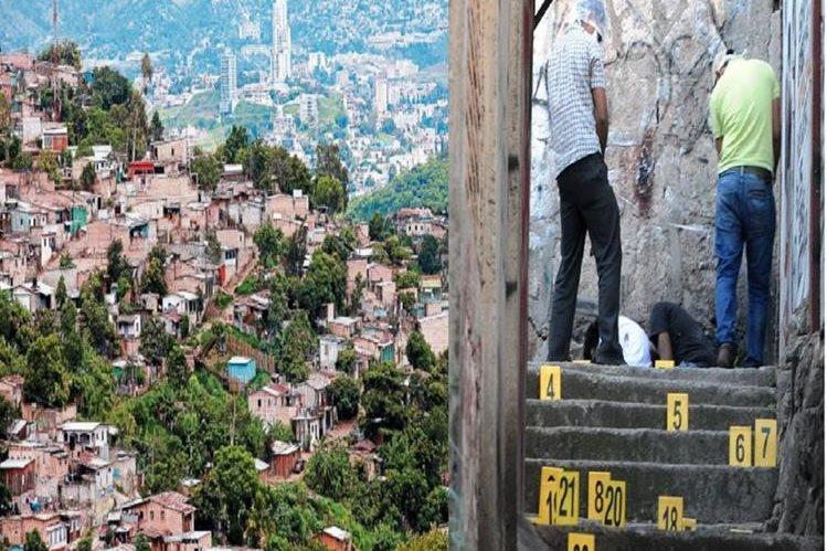 La violencia y pobreza en Honduras siguen en aumento pese a la ayuda de la UE.