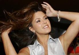 La venezolana nacionalizada estadounidense Alicia Machado fue Miss Universo en 1996. (AP).