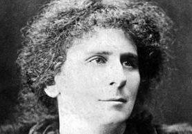 Hertha Marks Ayrton nació en Portsmouth, Inglaterra en 1854. GETTY IMAGES