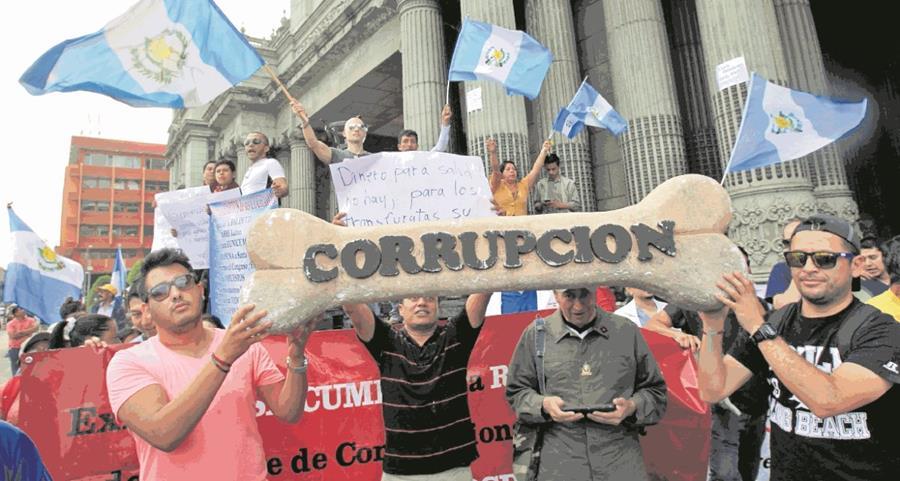 Congresistas de EEUU piden sanciones contra Guatemala por la corrupción