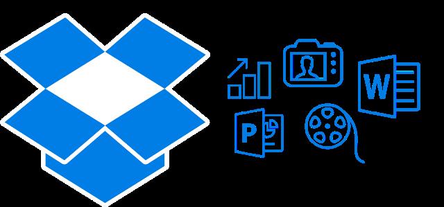 Dropbox es uno de los servicios de almacenamiento virtual de información más usados en el mundo. (Foto: Hemeroteca PL).